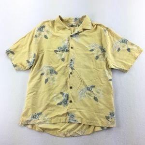 Tommy Bahama Men's Short Sleeve Shirt Size M L607